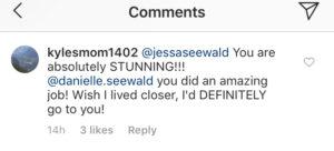 Danielle Seewald Instagram