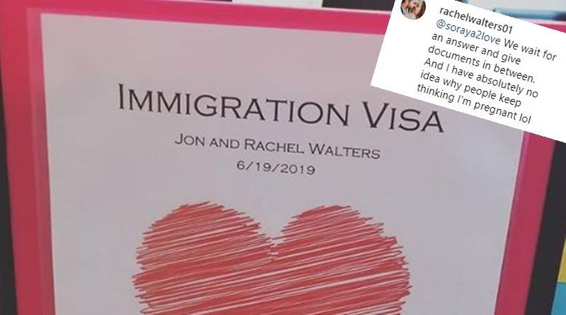 90 Day Fiance: Jon and Rachel Walters visa