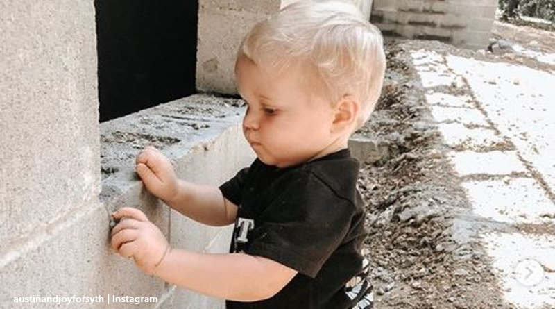 Counting On Joy-Anna Austin Forsyth baby Gideon