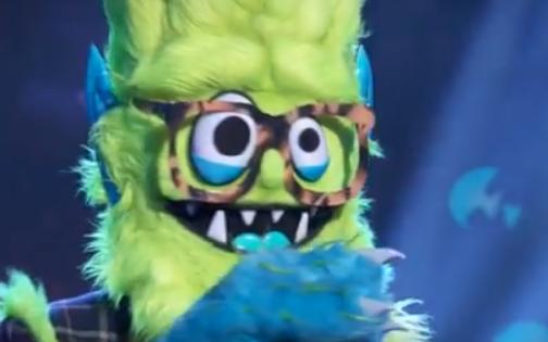 The Masked Singer from Instagram