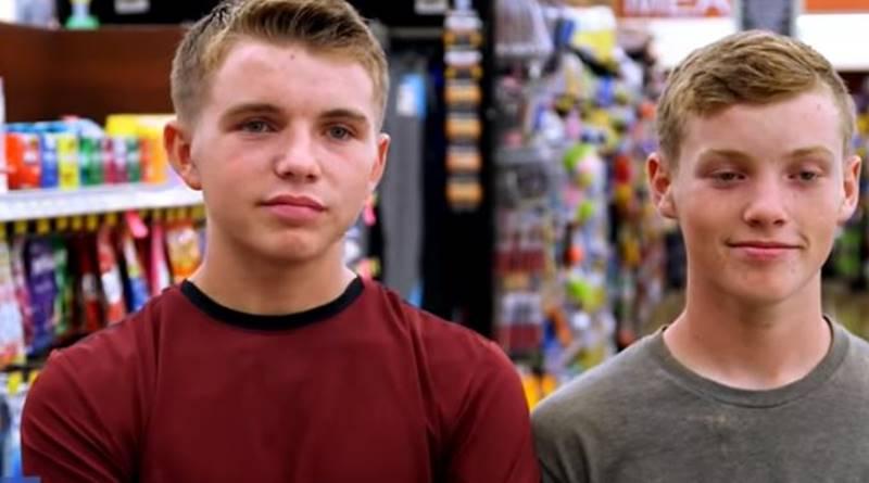 Duggar James and Justin