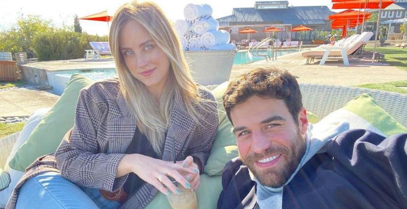 Joe Amabile and Kendall Long via Instagram