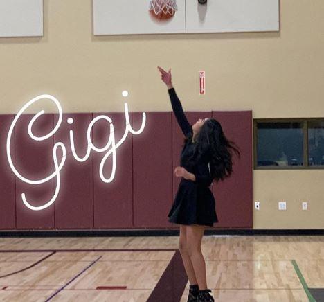 Kobe Bryant's daughter Gigi