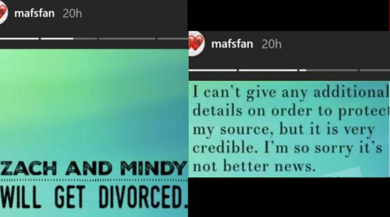 MAFS Spoilers on Instagram