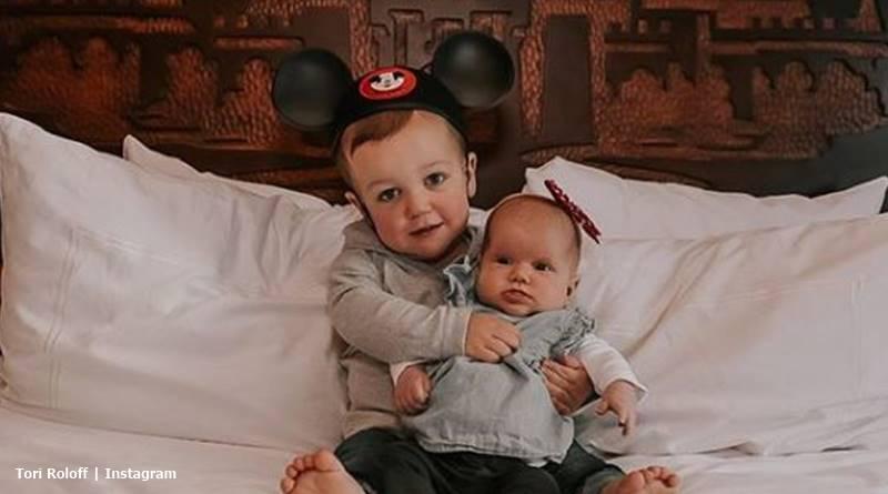 LPBW Tori Roloff Kids Jackson and Lilah
