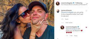 Raven Gates of 'BIP' via Instagram