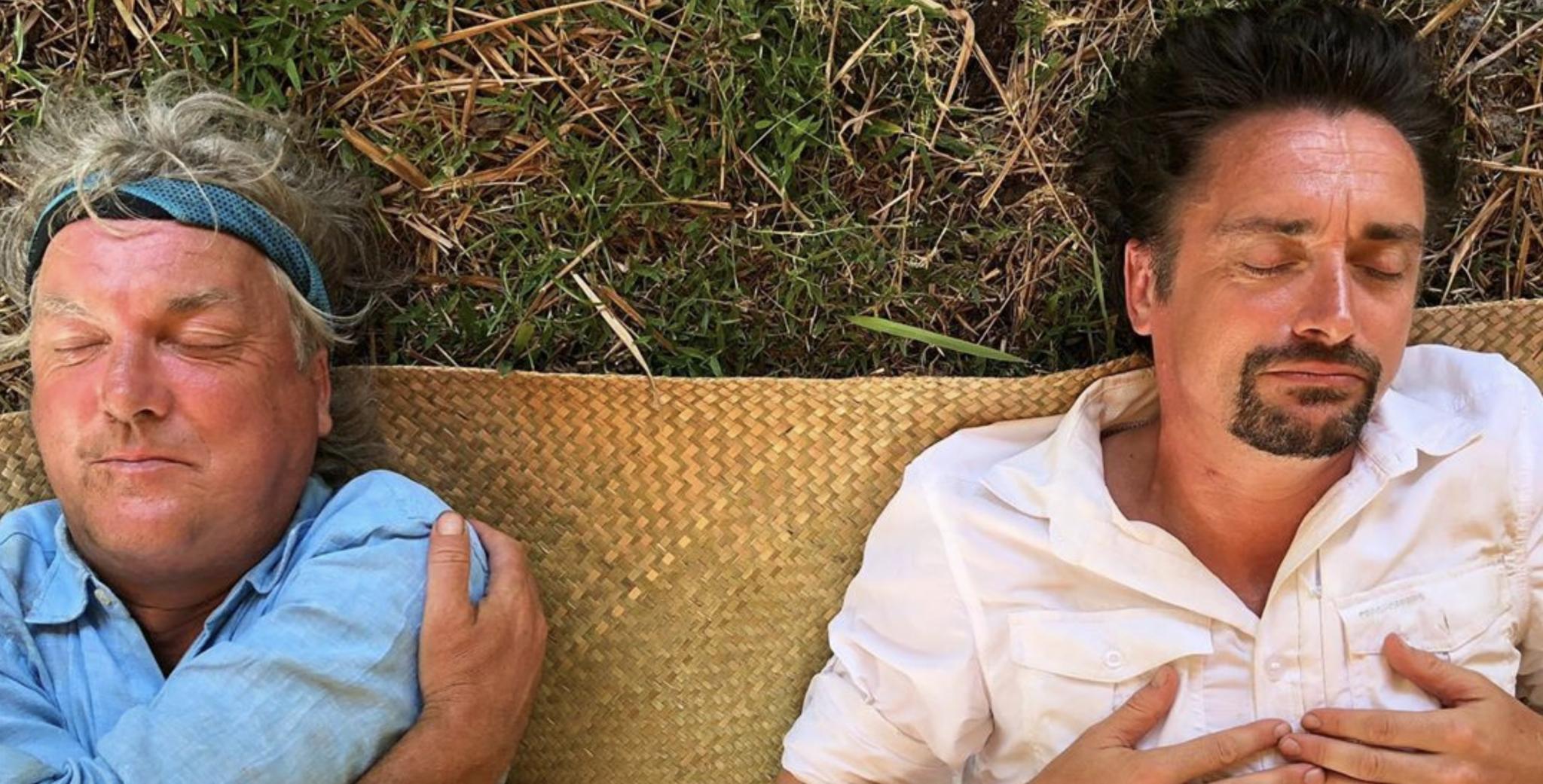James May, Richard Hammond, The Grand Tour, Amazon-https://www.instagram.com/p/B47LEa1AGrK/
