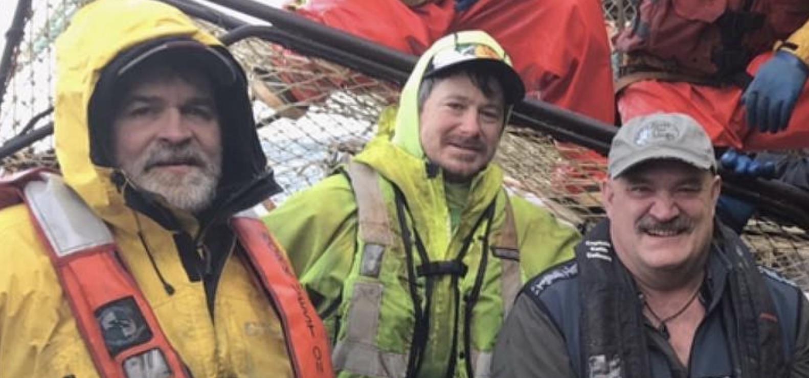 Keith Colburn, Deadliest Catch-https://www.instagram.com/p/BUvRiHmF3v7/