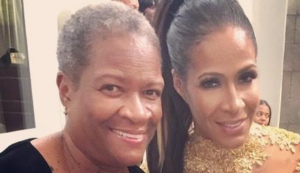 RHOA Shereé Whitfield and mom Instagram
