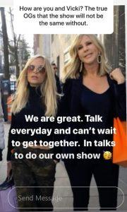 RHOC Tamra Judge Instagram Screenshot