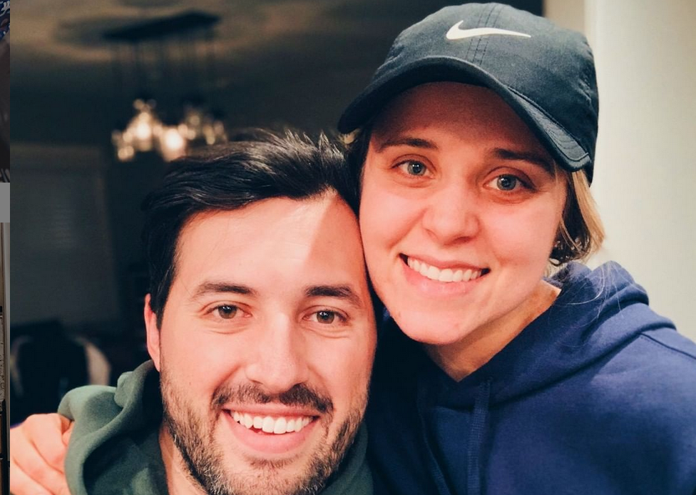 Jinger and Jeremy Vuolo Instagram