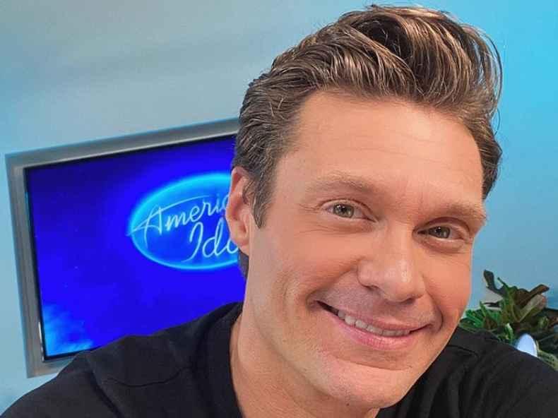 Ryan Seacrest of American Idol