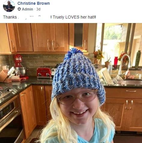 Christine Brown Facebook