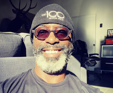 Isaiah Washington from Instagram