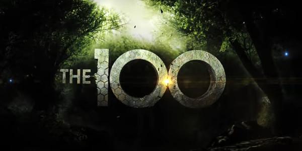 The 100 logo YouTube Screenshot