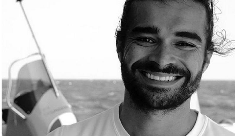 below deck med chef kiko instagram selfie