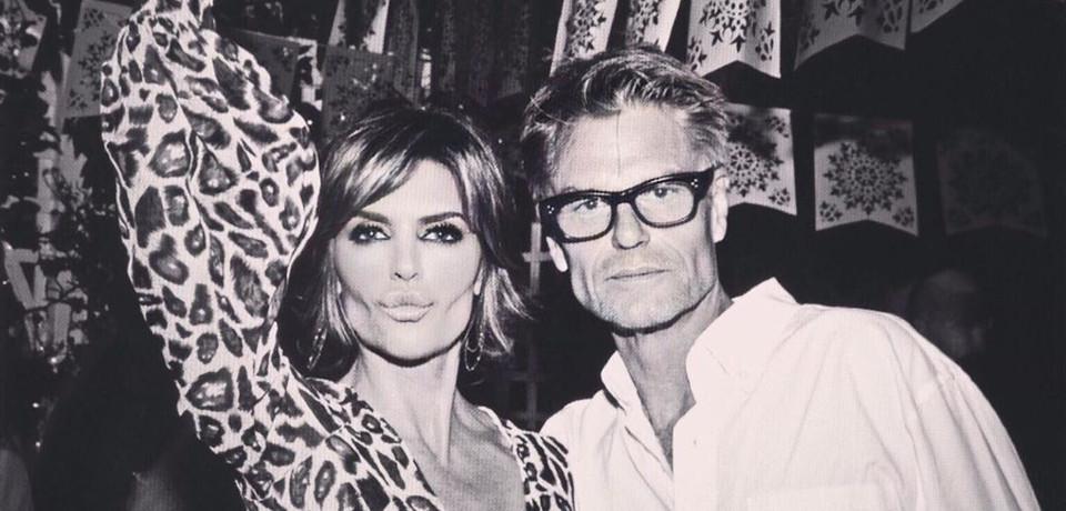 RHOBH Lisa Rinna and Harry Hamlin Instagram