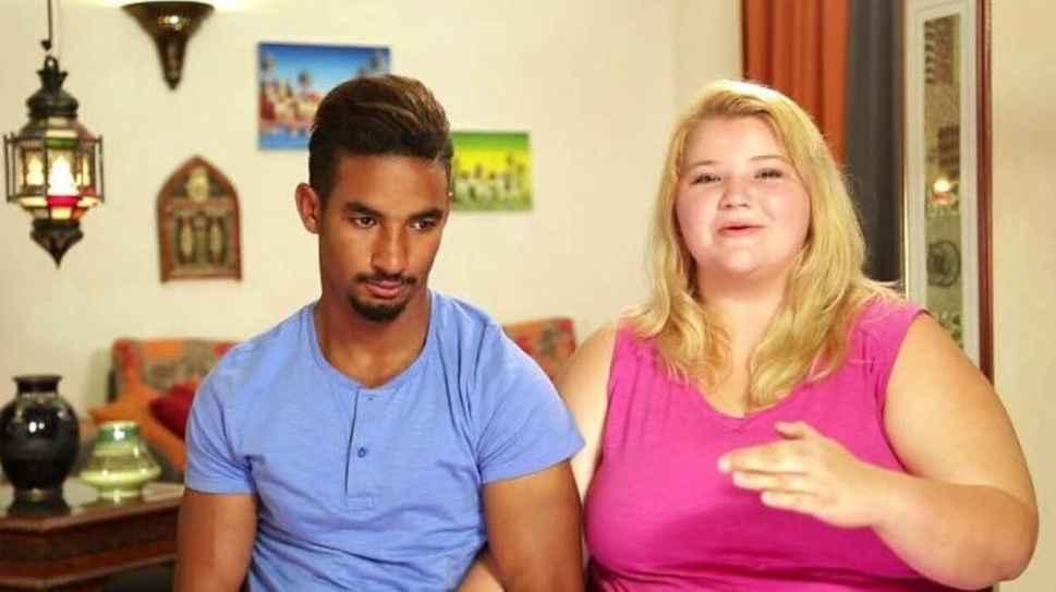 Nicole and Azan (Hassan) of 90 Day Fiance