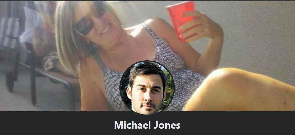 90 Day Fiance star Sumit Singh's 'Michael Jones' profile on Facebook