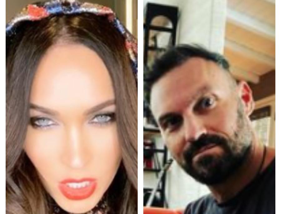 Megan Fox, Brian Austin Green Instagram screenshots