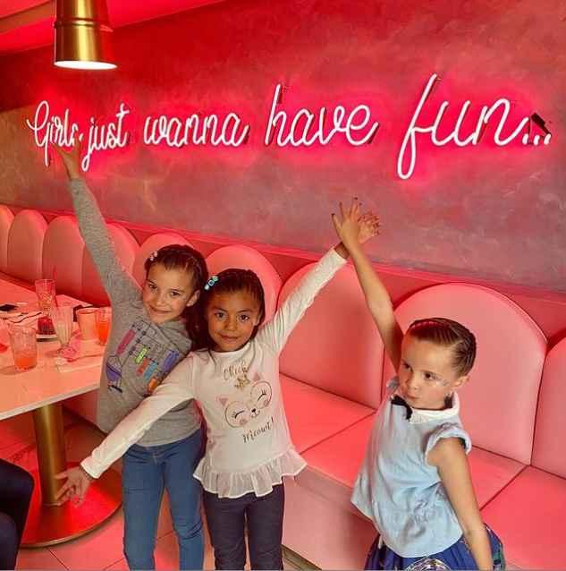 90 Day Fiance star Armando's daughter Hannah celebrates her 8th birthday