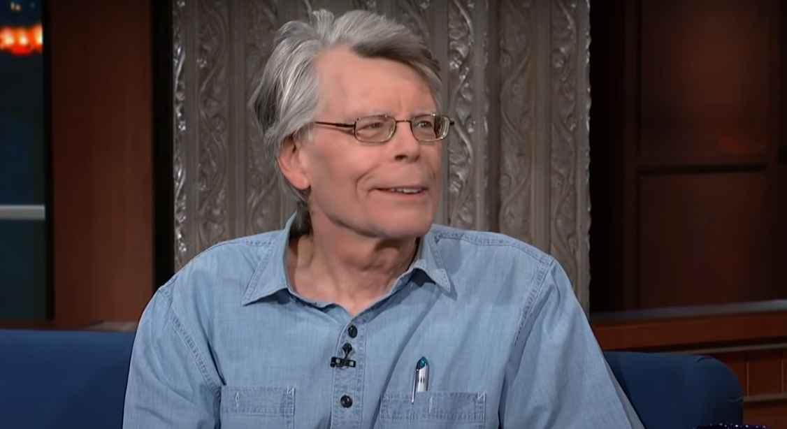 Stephen King has teased an Apple TV+ adaptation of Lisey's Story