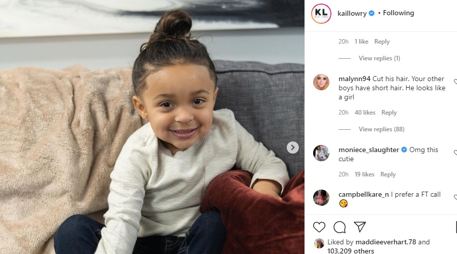Kailyn Lowry Instagram