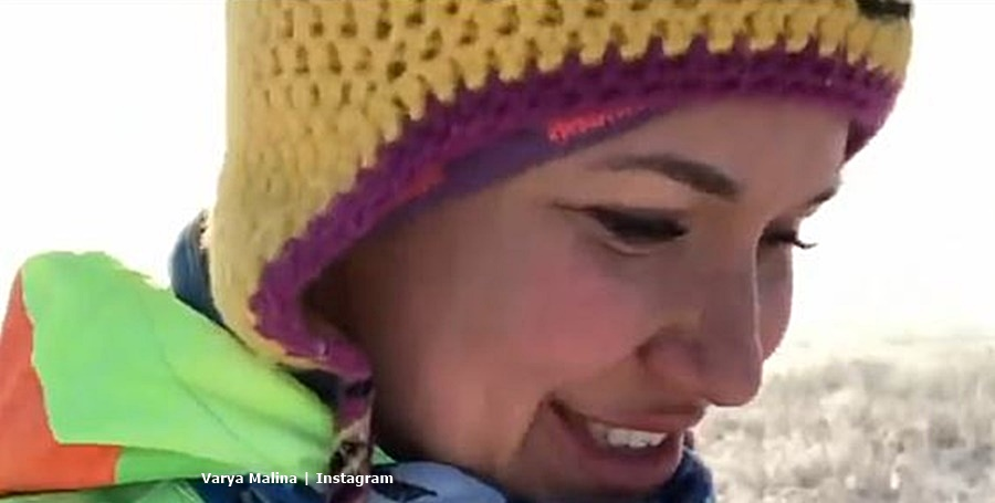 Varya Malina in Siberia