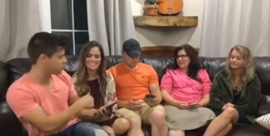 Zach Whitney Bates and family