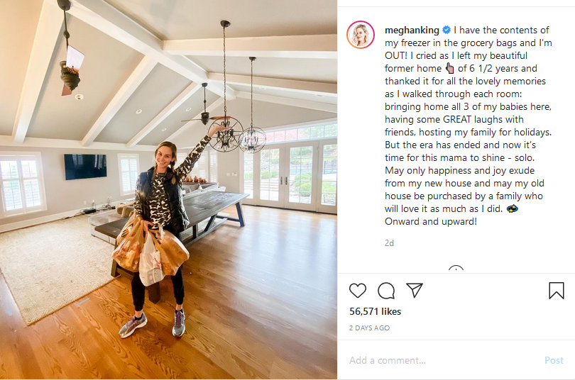 meghan king instagram post