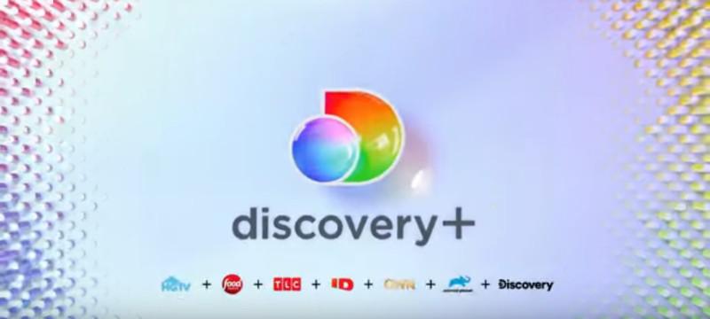 Discovery+ Logo YouTube