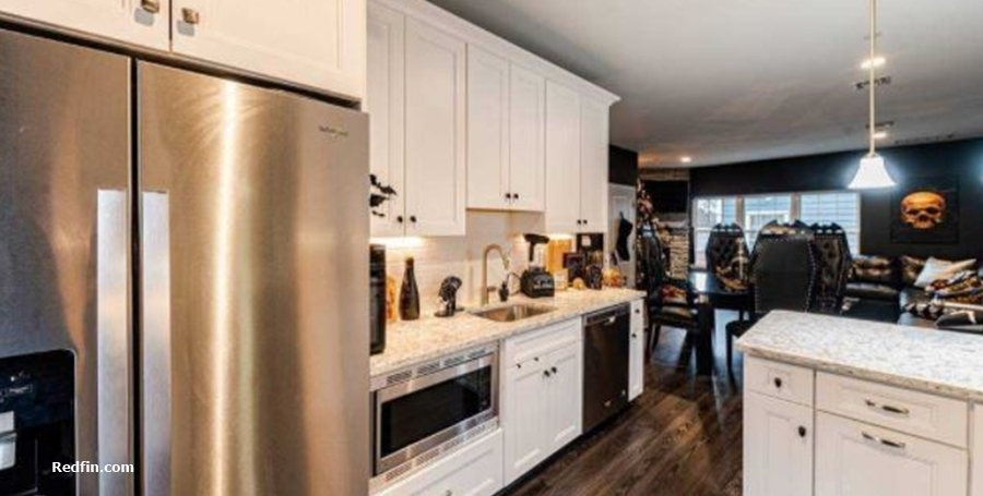 Unpolished Lexi Martone townhouse kitchen