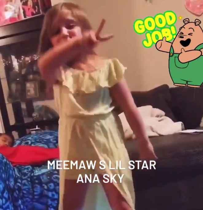 90 Day Fiance star Angela Deem's granddaughter Ana Sky