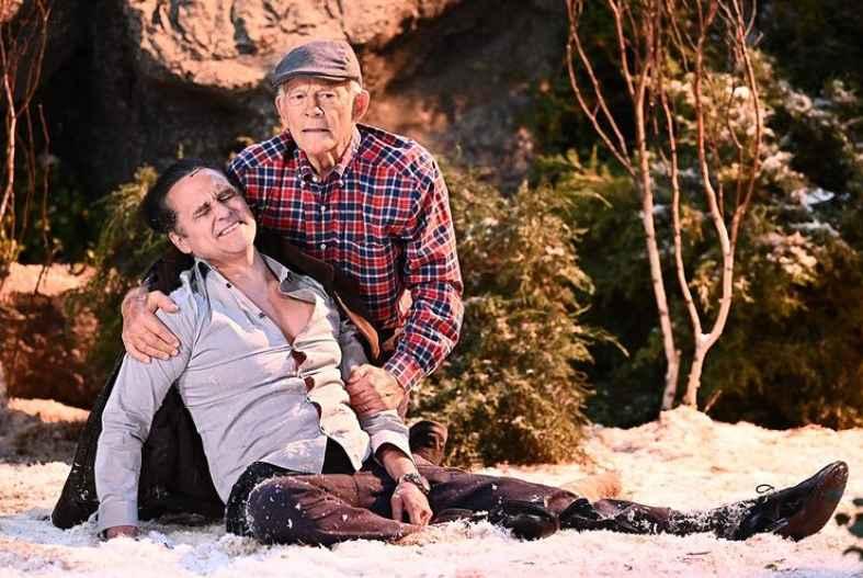 General Hospital star Maurice Benard as Sonny