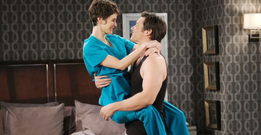 Sarah Horton (Linsey Godfrey) - Xander Cook (Paul Telfer) - NBC