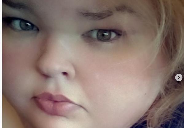 Tammy Slaton Selfie - Instagram