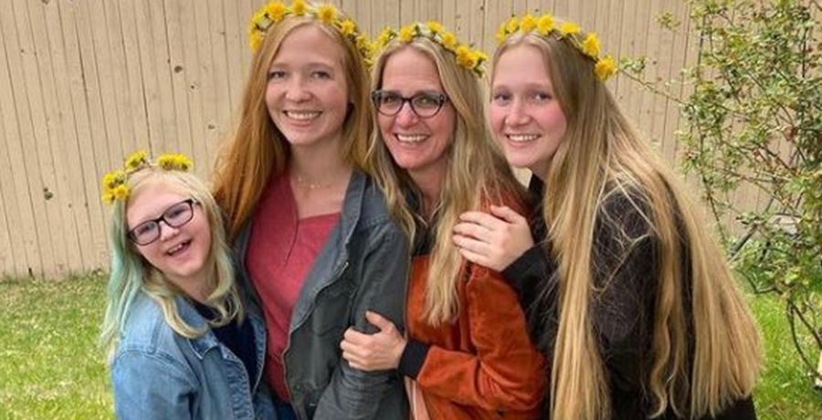 Christine Brown's Family