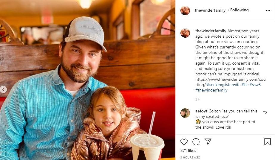 Seeking Sister Wife Fans Like The Way The Winders Court