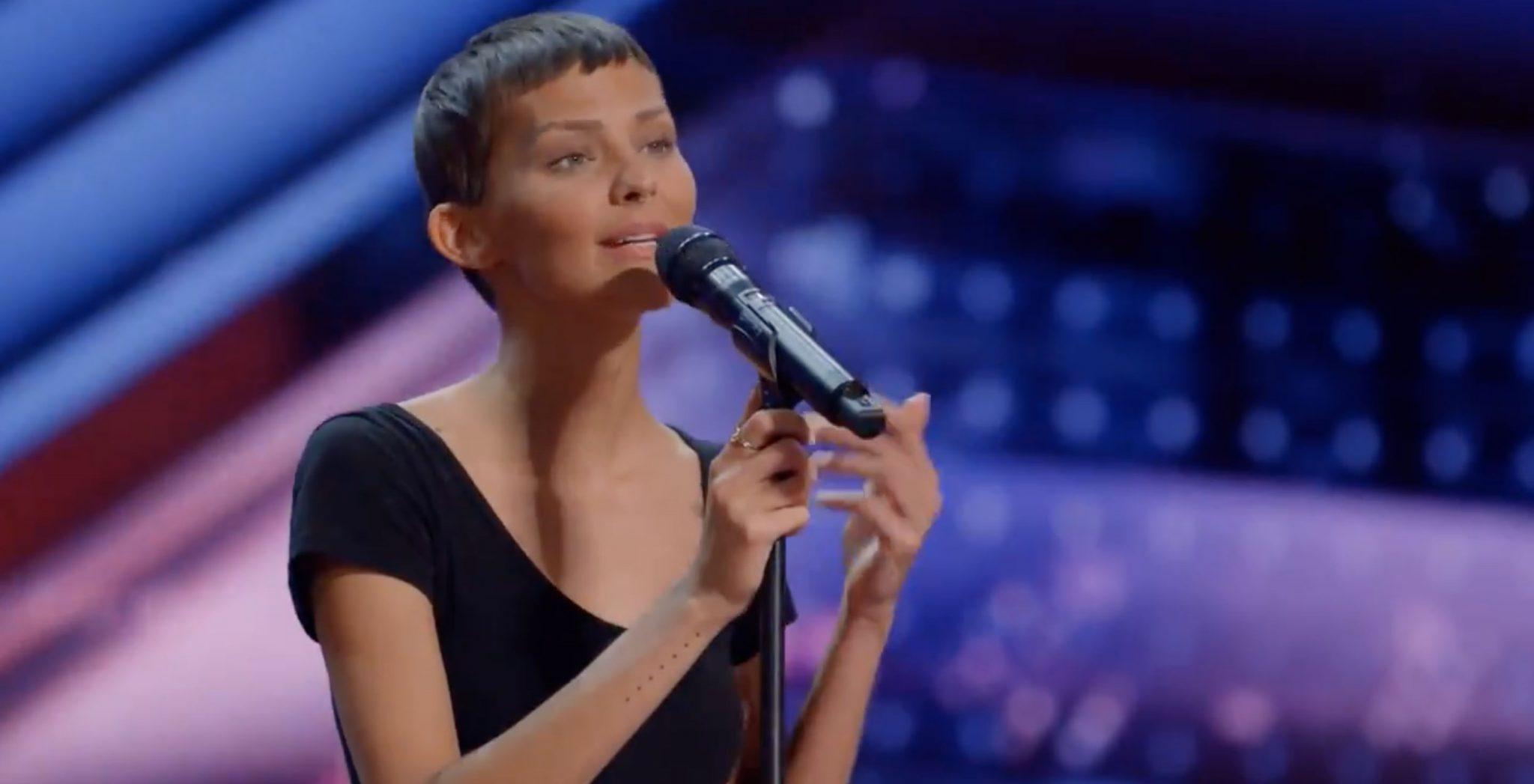 America's Got Talent Jane Marczewski Nightbirde