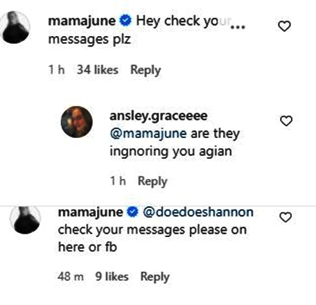 Jo Shannon Mama June Pumpkin's baby gender