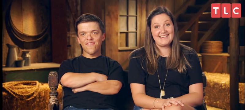 Tori and Zach Roloff/YouTube