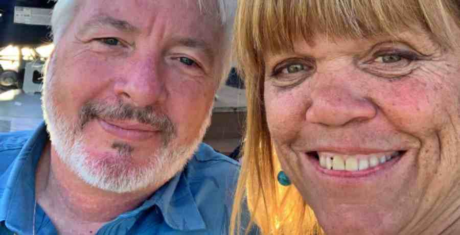 LPBW stars Amy Roloff and Chris Marek