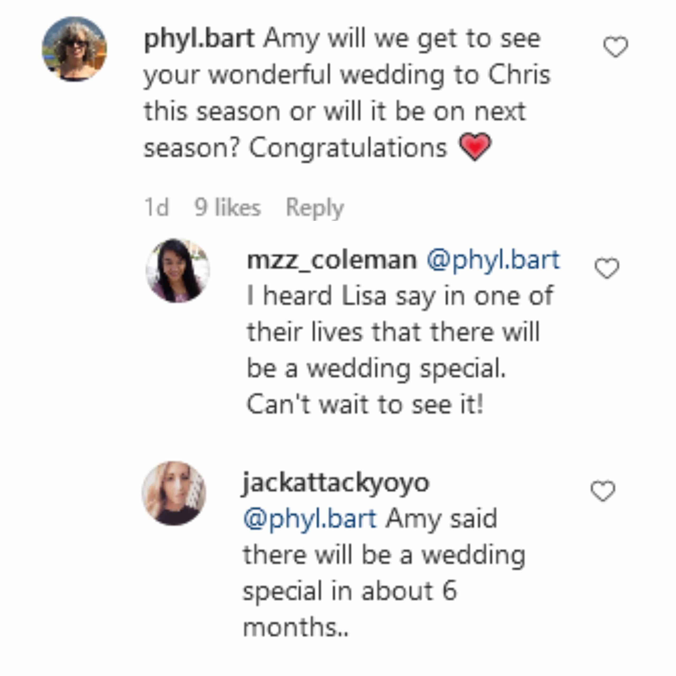 Credit: Amy Roloff/Instagram