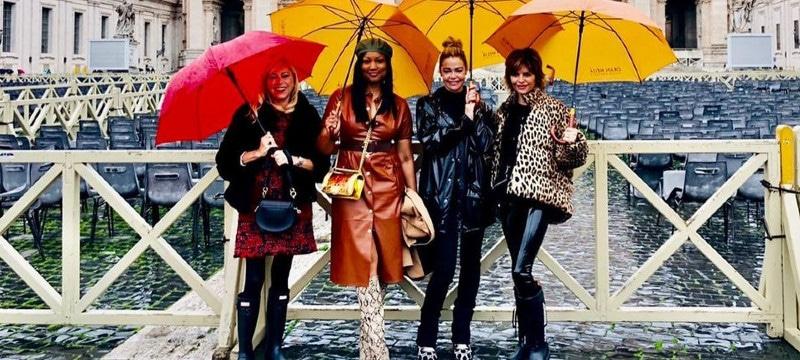 Sutton Stracke, Garcelle Beauvais, Denise Richards, Lisa Rinna/Instagram