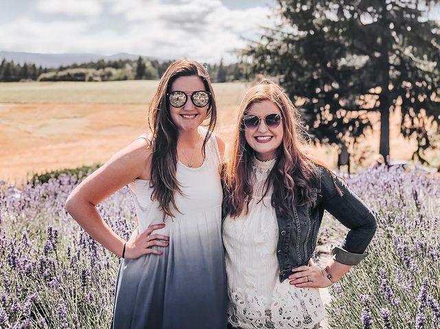 Tori and Isabel Roloff via Instagram