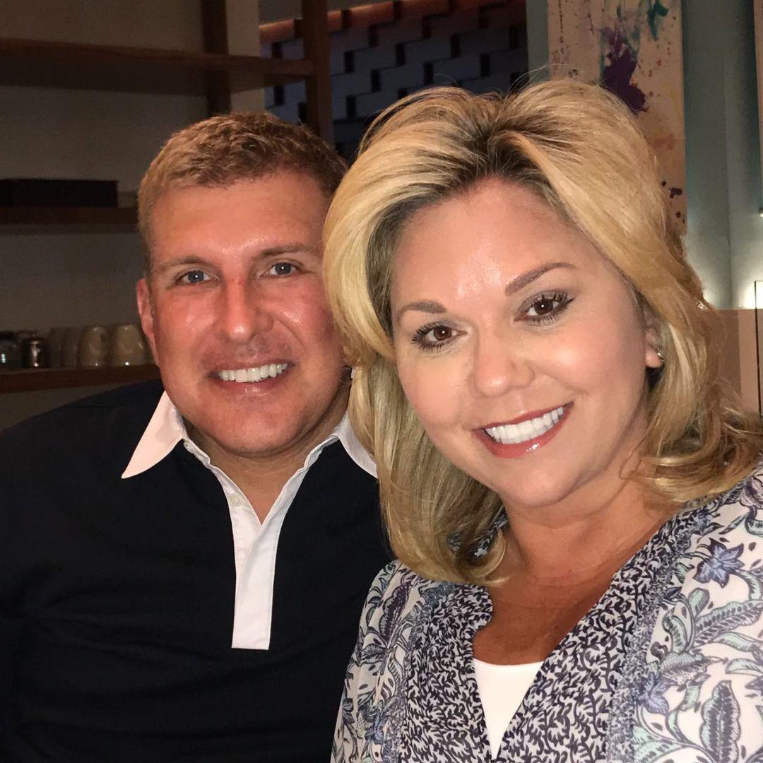 Todd and Julie Chrisley Instagram