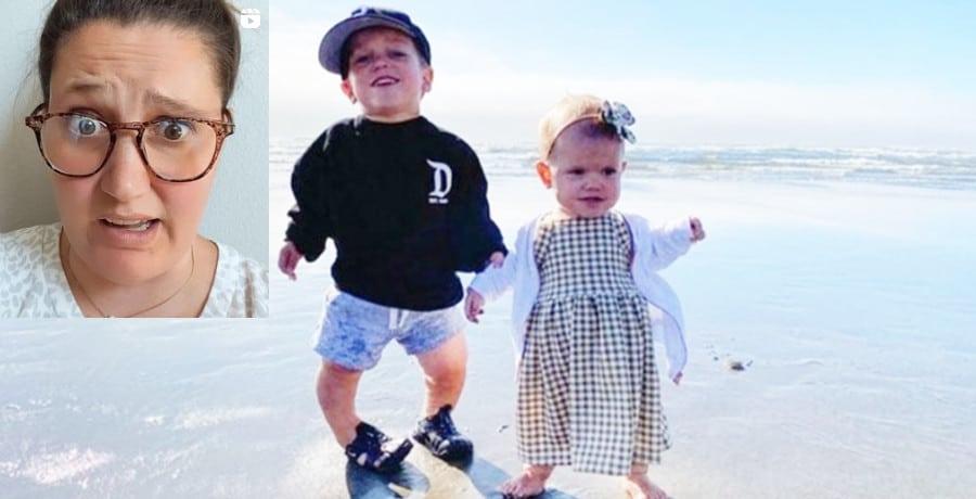 Jackson, Lilah and Tori Roloff/Youtube/Instagram