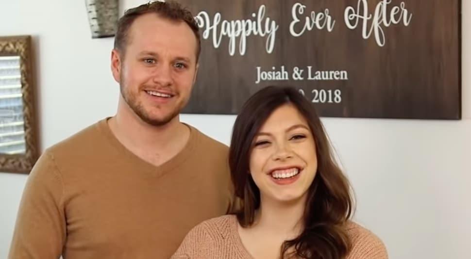 TLC, Josiah and Lauren Duggar