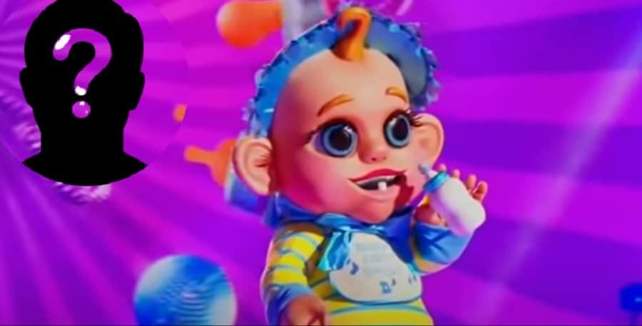 The masked singer - Baby - Youtube
