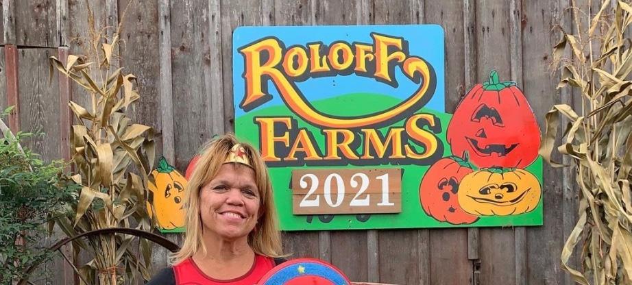 Amy Roloff Instagram (Little People Big World, Roloff Farms)